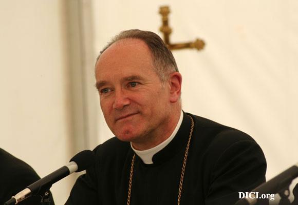 Mgr Bernard Fellay