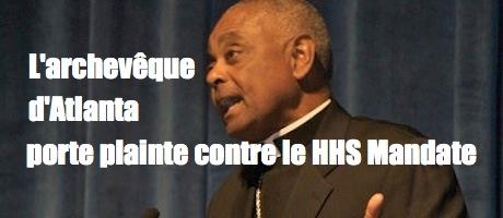 L archidioc se d atlanta porte plainte contre le hhs - Porter plainte contre l administration ...