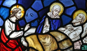 Mort-de-saint-Joseph-Our-Lady-and-the-English-Martyrs-Cambridge