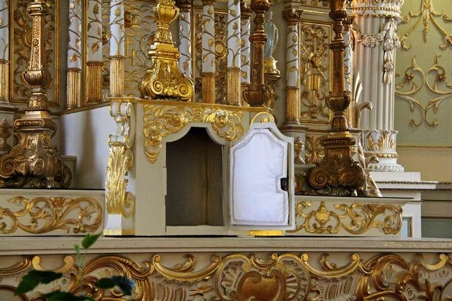Profanations : le Saint-Sacrement retiré des tabernacles -  Riposte-catholique