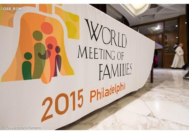 Rencontre mondiale des familles 2016