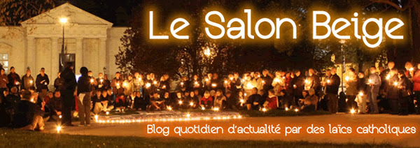 Le salon beige archives riposte catholique for Le salon beige