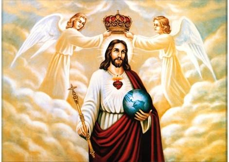 Fête du Christ Roi - Riposte-catholique
